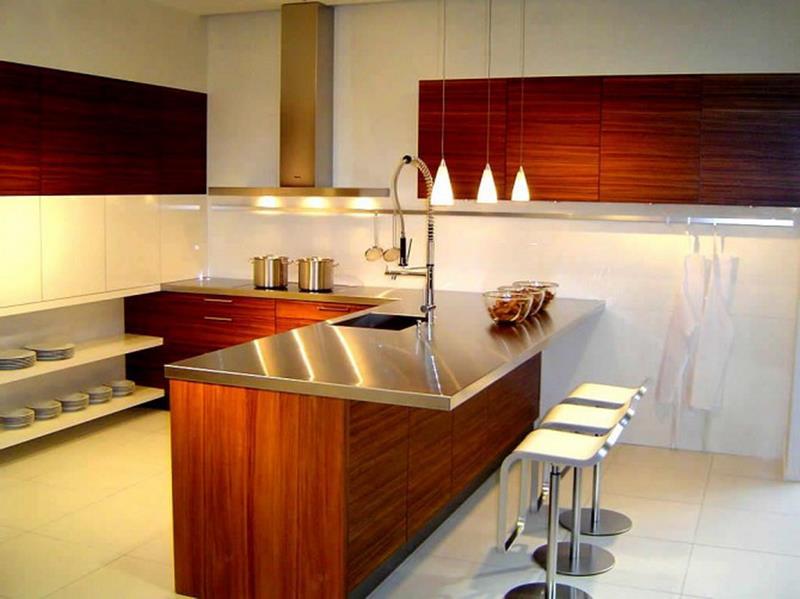 25 Windowless Kitchen Design Ideas-15