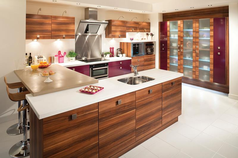 25 Windowless Kitchen Design Ideas-6
