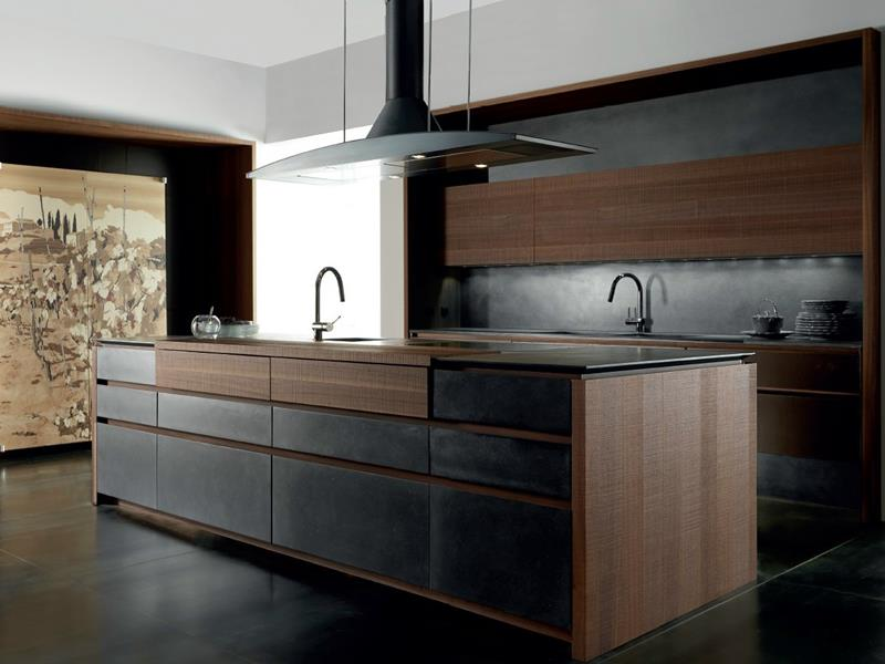 25 of the Hottest Kitchen Noir Designs-title