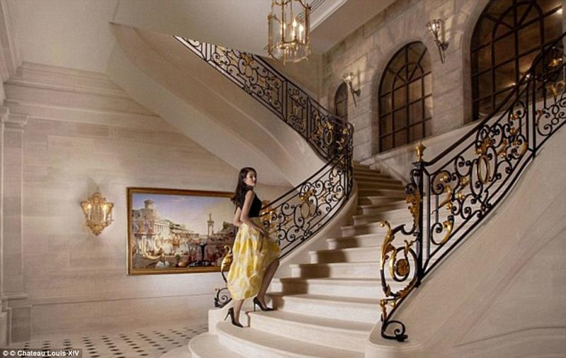 12 Photos of the Stunning 300 Million Chateau Louis XIV-11