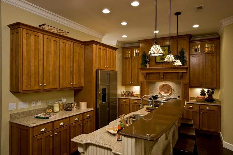 23 Brown Kitchen Designs-12