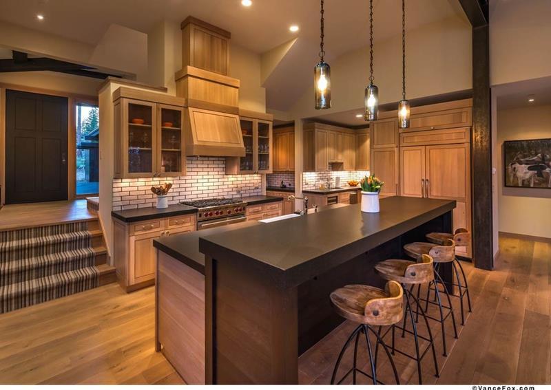 23 Brown Kitchen Designs-13
