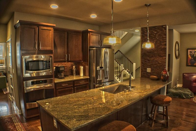 23 Brown Kitchen Designs-2