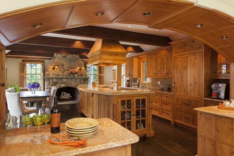 23 Brown Kitchen Designs-21
