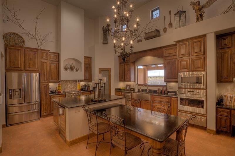 23 Brown Kitchen Designs-3