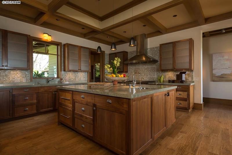 23 Brown Kitchen Designs-7