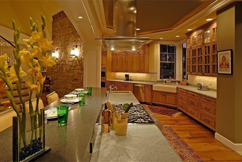 23 Brown Kitchen Designs-8