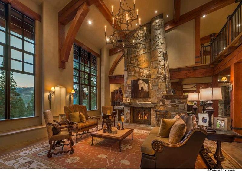 24 Brown Living Room Designs-4