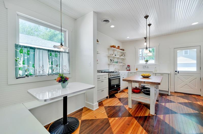 24 Kitchens with Breakfast Nooks-11