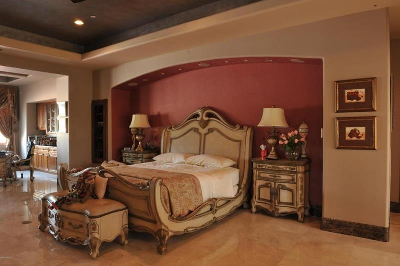 25 Brown Master Bedroom Designs-2
