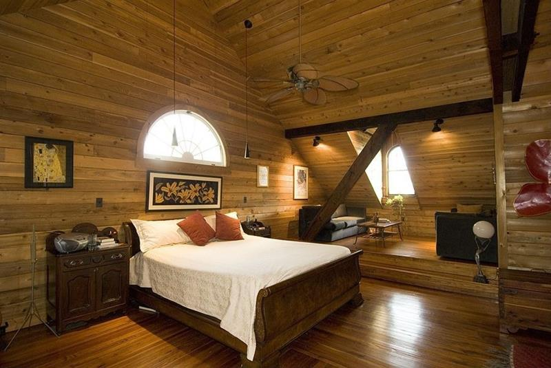 25 Brown Master Bedroom Designs-5