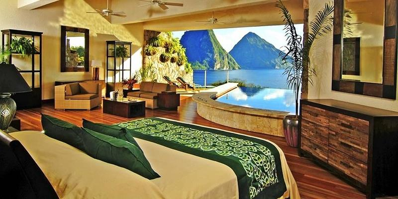 25 Master Bedrooms with a View-25