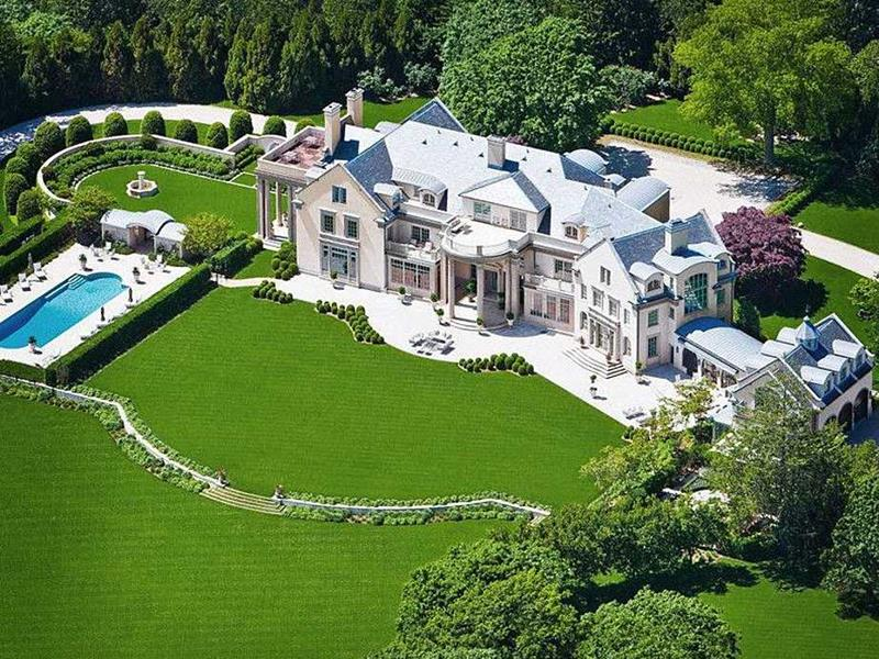 image named 10 of the Most Expensive Homes Sold in the United States in 2015 title