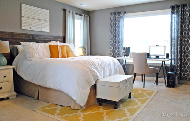 12 Jaw Dropping Master Bedroom Remodels (Before and After)-1b