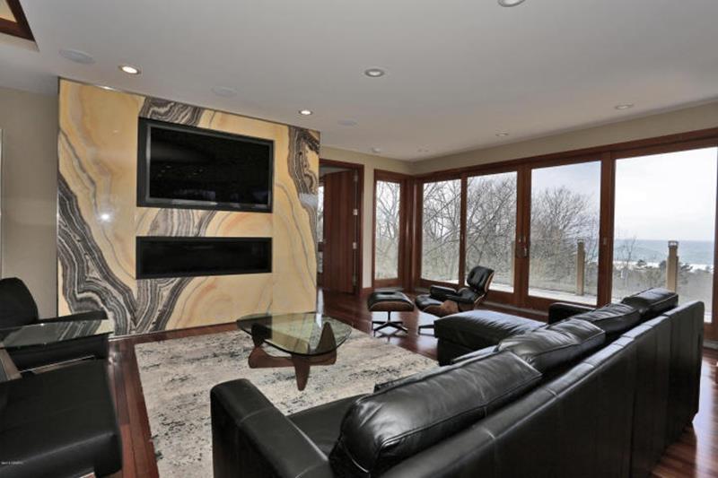 24 Design Ideas for Living Room Walls-14
