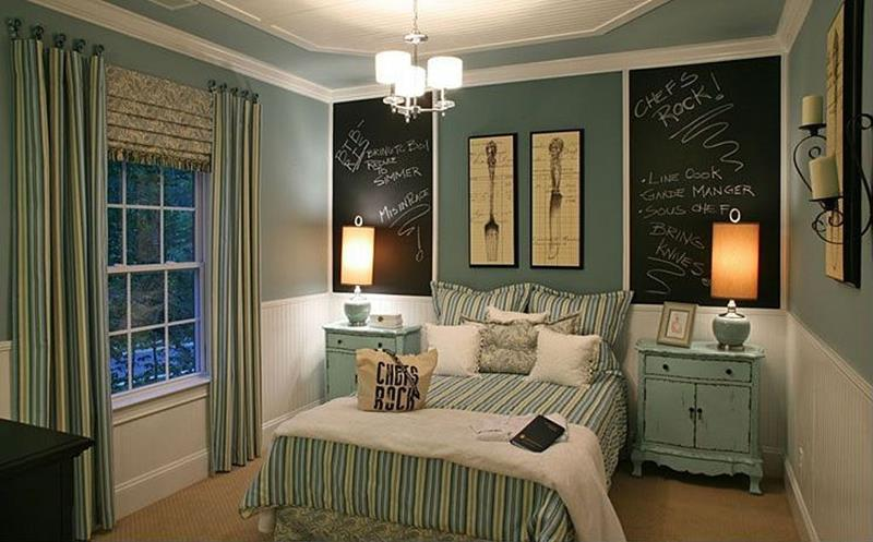 25 Beautiful Bedrooms With Accent Walls Page 5 Of 5