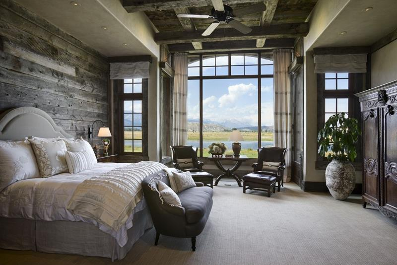 25 Beautiful Bedrooms with Accent Walls-4