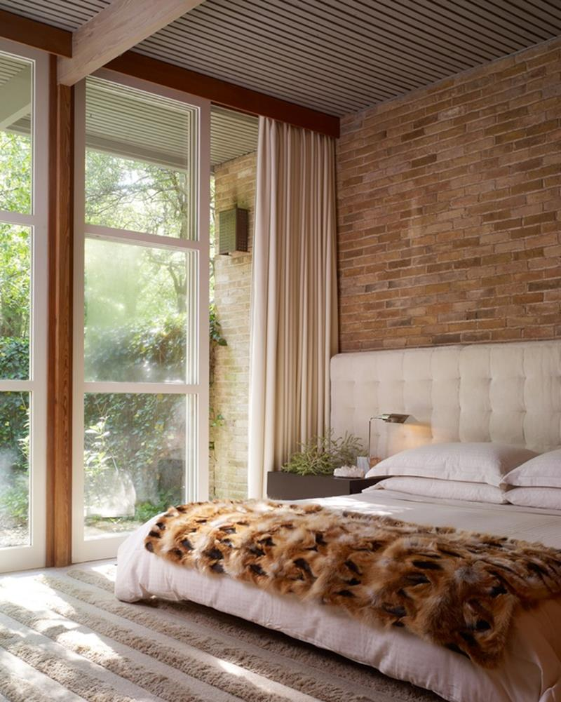 25 Beautiful Bedrooms with Accent Walls-8