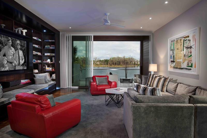 25 Beautiful Family Room Designs-13