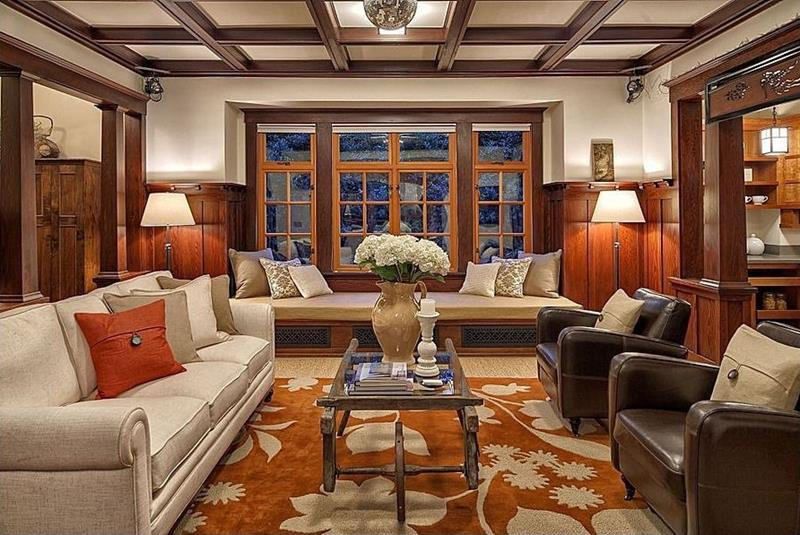 25 Beautiful Family Room Designs-19
