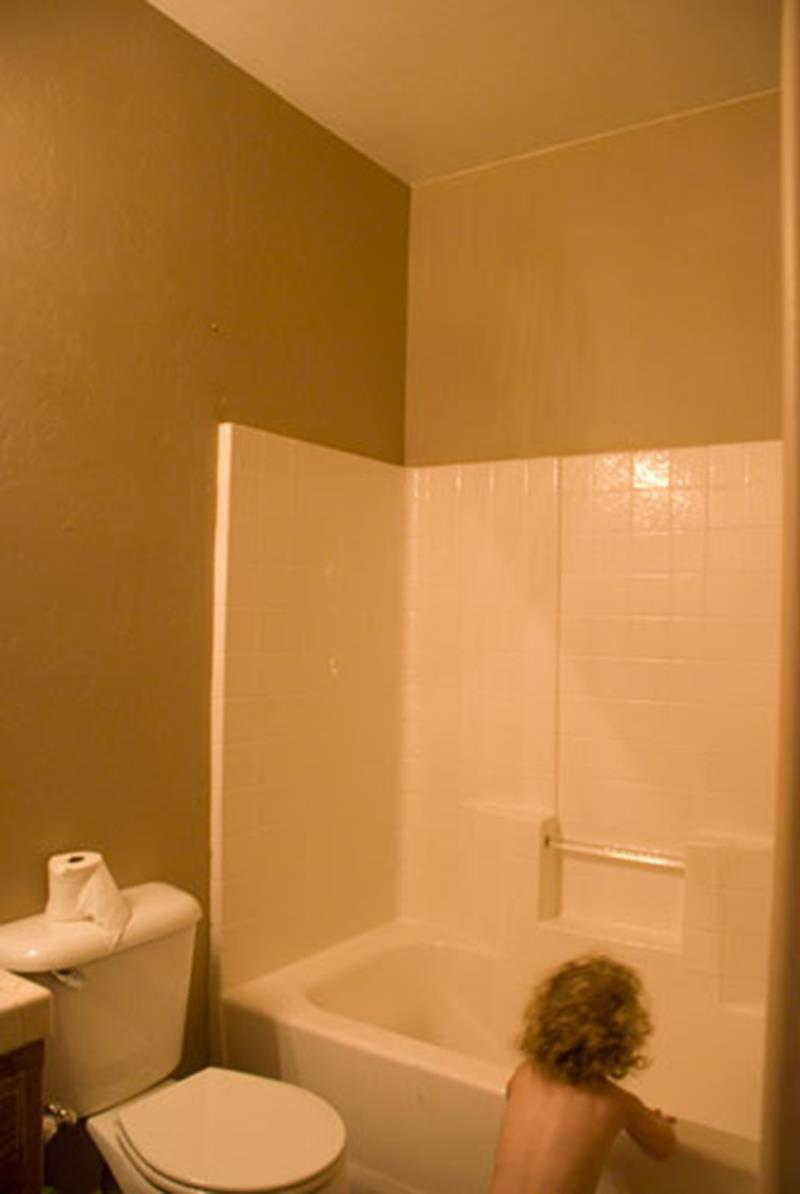 An Amazing Bathroom Remodel with a 100 Budget-2