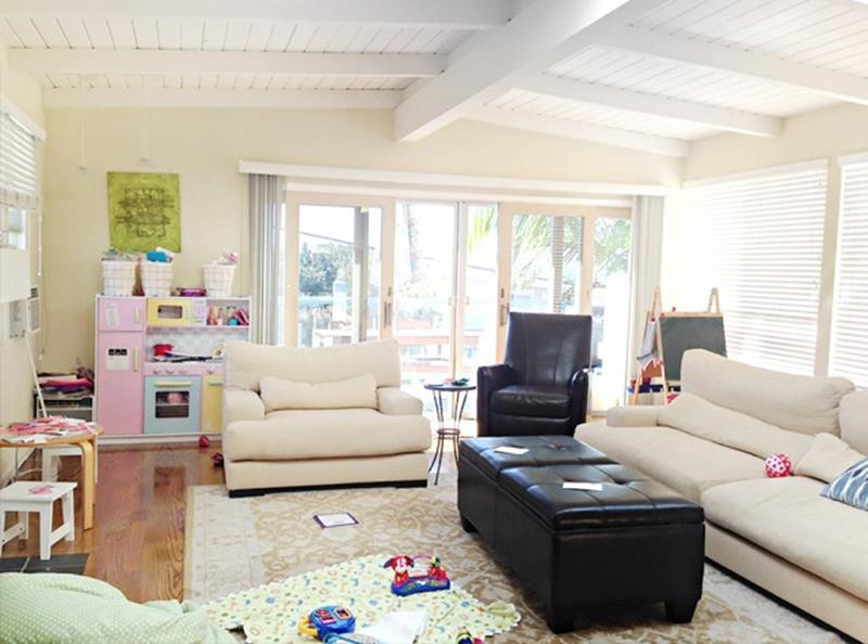BEFORE AND AFTER 12 Inspiring Living Room Makeovers-12