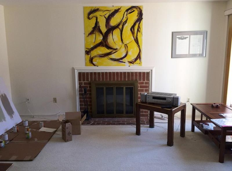 BEFORE AND AFTER 12 Inspiring Living Room Makeovers-7