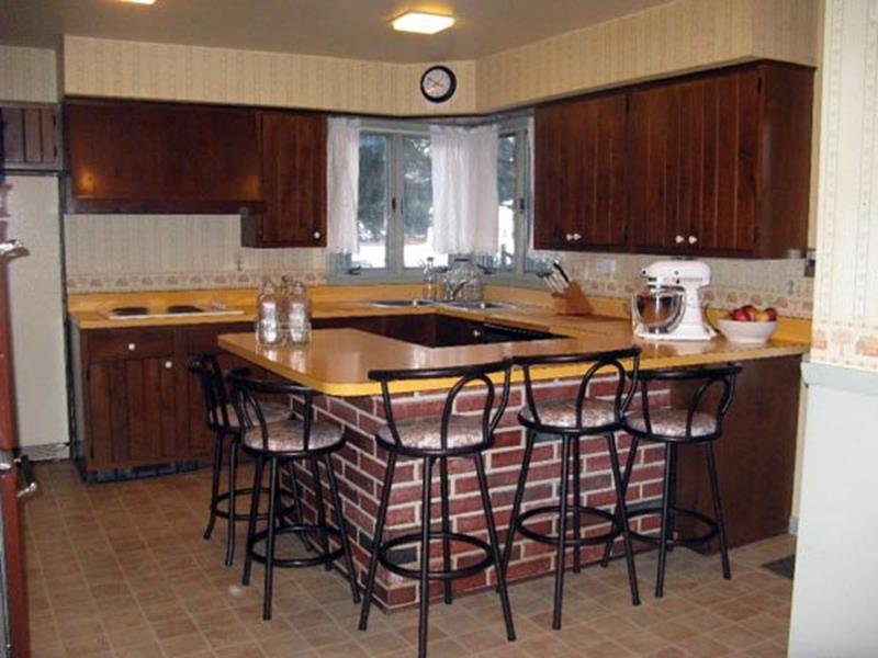 BEFORE AND AFTER 12 Kitchen Remodeling Projects-12