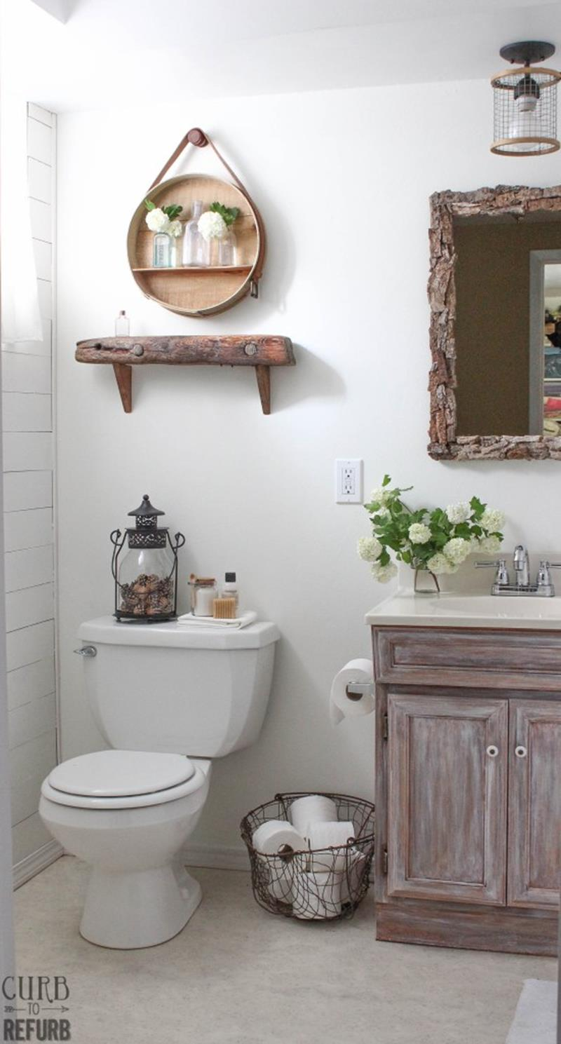 Check Out This Amazing Tiny Bathroom Makeover-14