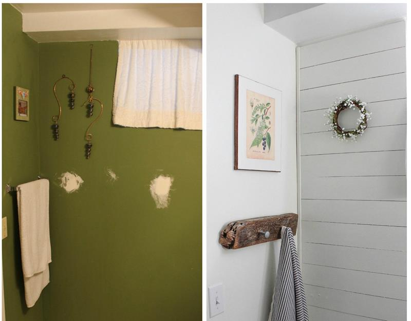 Check Out This Amazing Tiny Bathroom Makeover-title