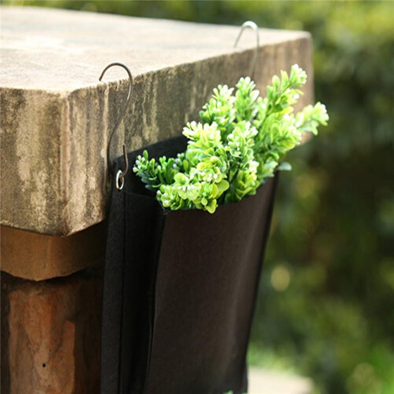 19 Inspirational Ideas for Recycled Hanging Baskets-13