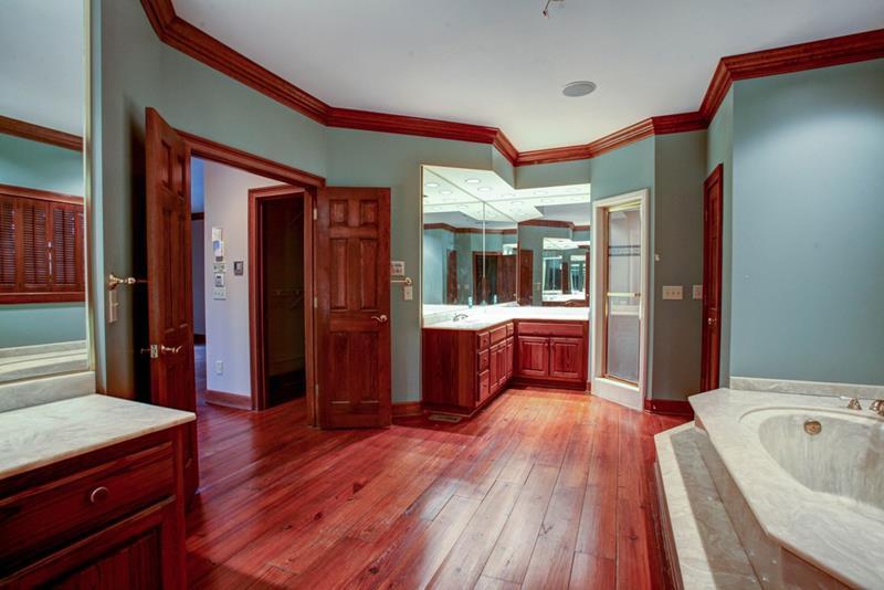 23 Amazing Ideas For Bathroom Color Schemes-9