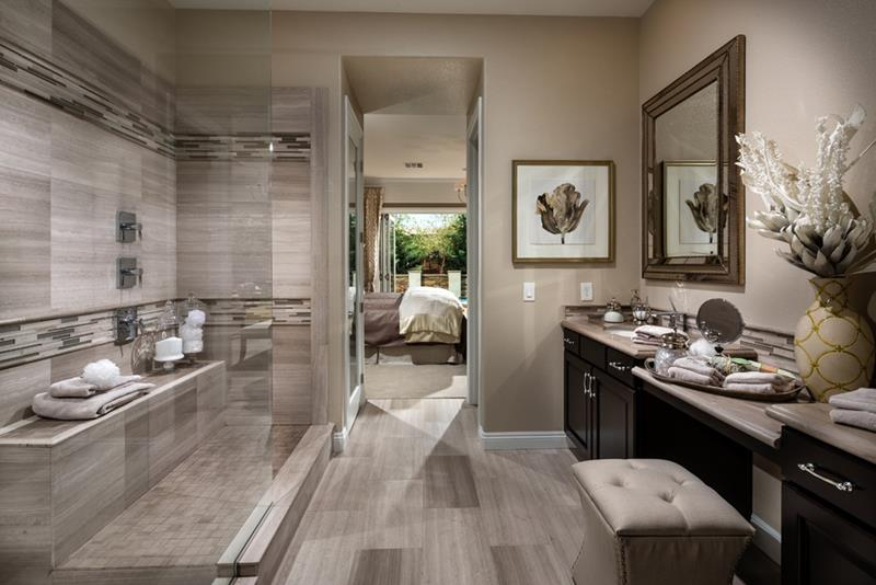 image named 23 Amazing Ideas For Bathroom Color Schemes title