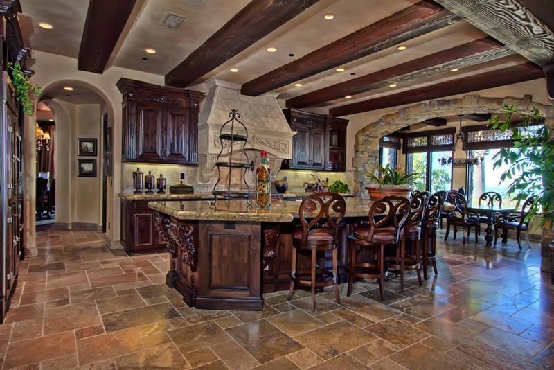 24 Beautiful Granite Countertop Kitchen Ideas-11