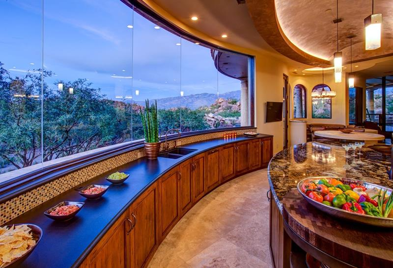 24 Beautiful Granite Countertop Kitchen Ideas-15