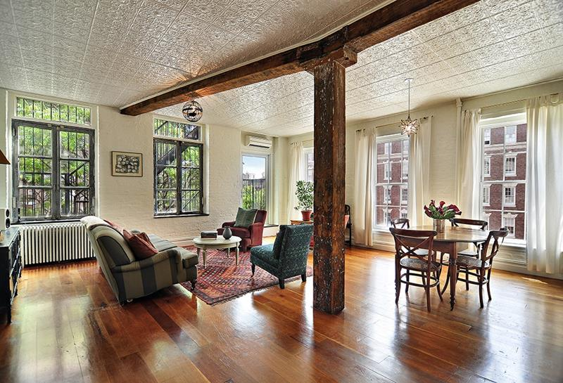 25 Gorgeous Living Room Ceiling Design Ideas-20