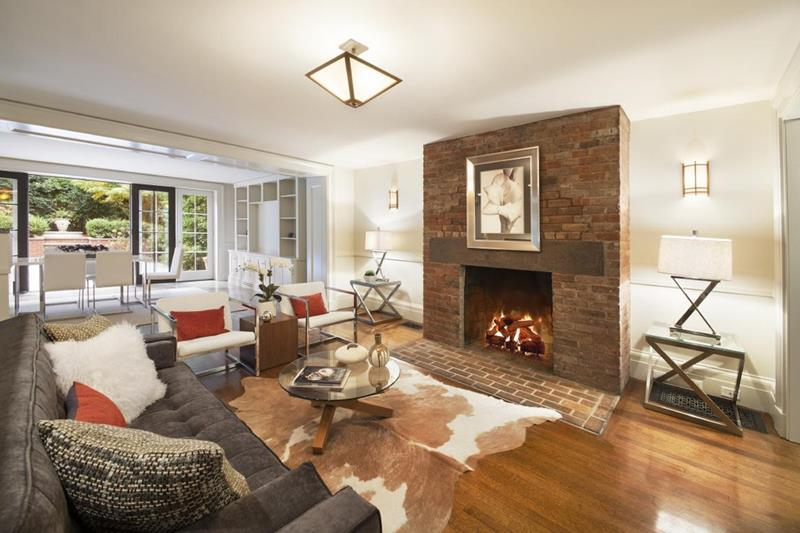 25 Gorgeous Living Room Ceiling Design Ideas-22
