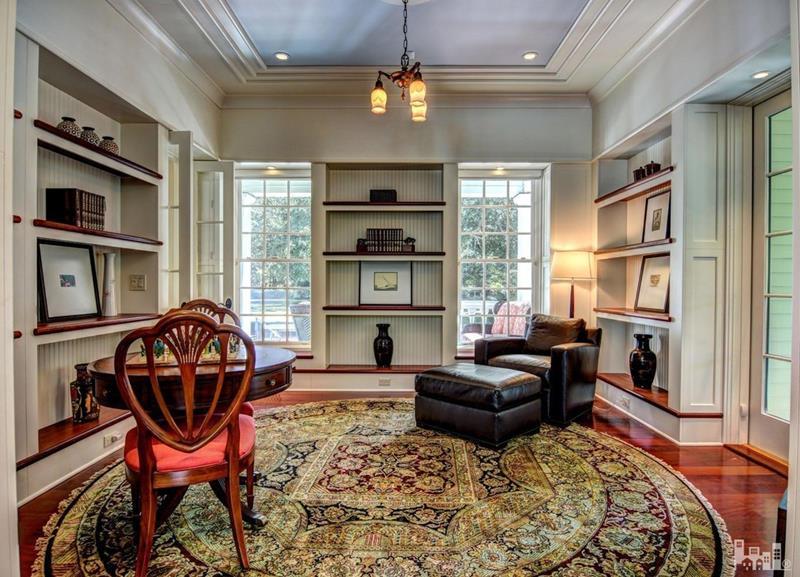 25 Gorgeous Living Room Ceiling Design Ideas-23