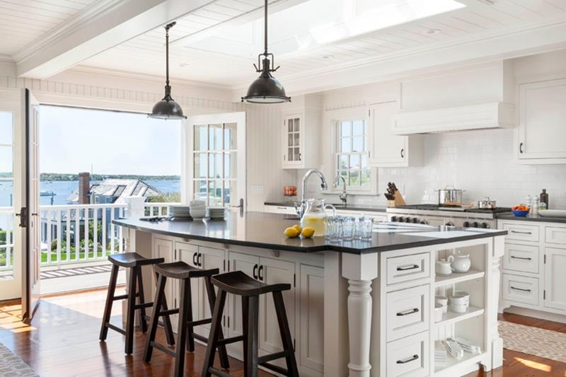 The 25 Most Gorgeous White Kitchen Designs For 2020-8