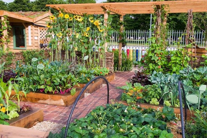 17 Gorgeous Garden Ideas-17