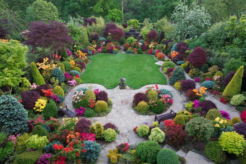 17 Gorgeous Garden Ideas-6