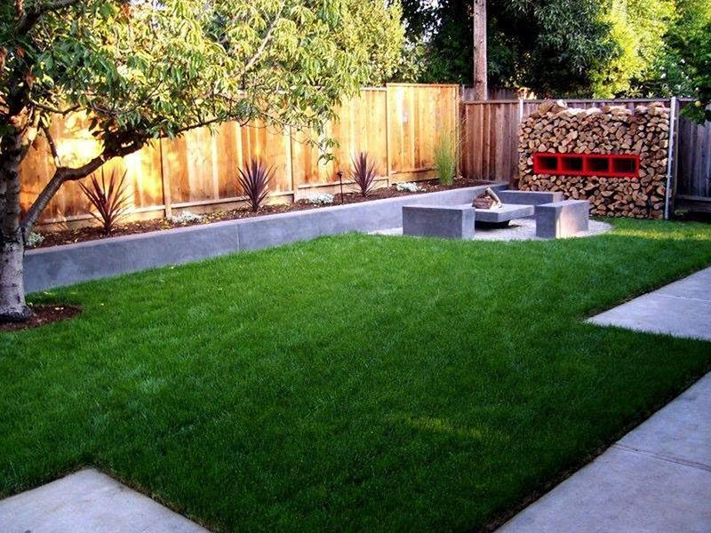 19 Backyards with Amazing Landscaping-11