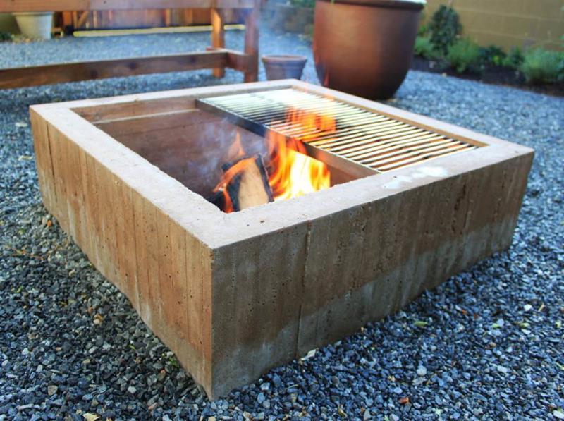 23 Backyard Fire Pit Designs-23