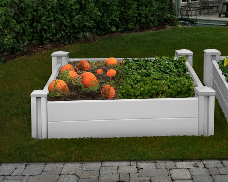 24 Amazing Ideas for Wooden Raised Garden Beds - Page 3 of 5