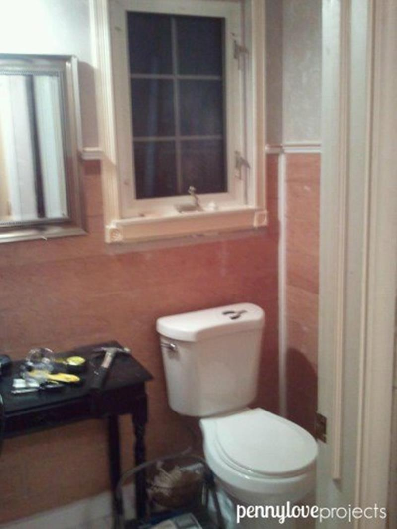 24 Pictures of Before and After Bathrooms with Cost-1