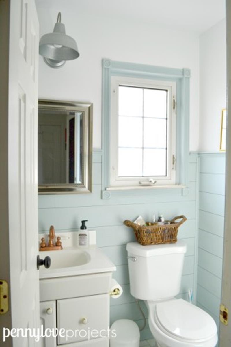 24 Pictures of Before and After Bathrooms with Cost-1a