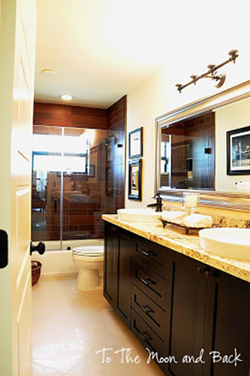 24 Pictures of Before and After Bathrooms with Cost-7a
