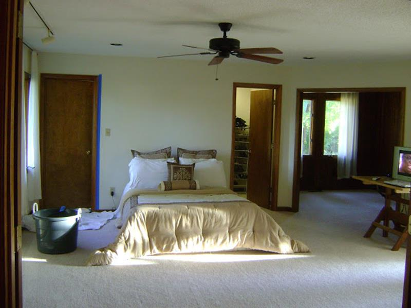 24 Pictures of Before and After Master Bedrooms with Cost-1