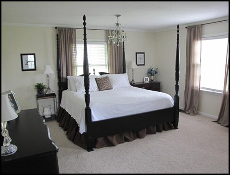 24 Pictures of Before and After Master Bedrooms with Cost-2a