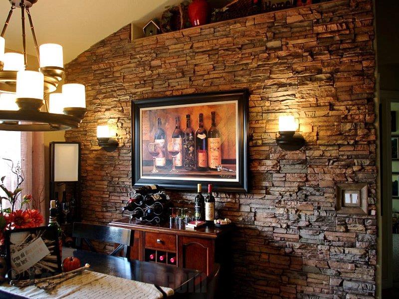 25 Amazing Stone Accent Walls-21